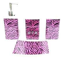 pink bathroom rugs sets rug bath set accessories zebra hot uk r hot pink bath