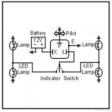 turn signal flasher relay wiring diagram dolgular com 3 pin flasher relay wiring diagram at Flasher Wiring Diagram 12v
