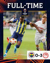 Fenerbahçe SK (@Fenerbahce) |