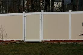 Vinyl Privacy Fence Colors Outdoor Waco Vinyl Privacy Fence
