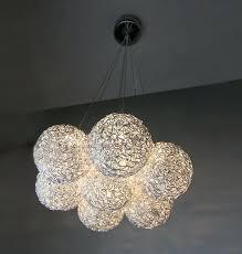round glass ball chandelier eimatco round glass ball chandelier