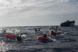 Mueren 1.530 migrantes y refugiados en Mediterráneo en 2017