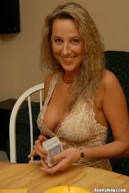 Blonde Milf Naked 92679