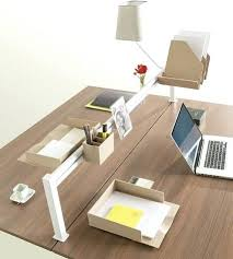decorative office accessories. decorative desk trays letter file accessories home office design intended for plan