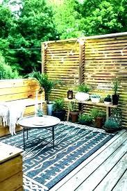 in s freestanding outdoor privacy screen uk