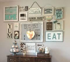 cute kitchen wall decor ideas