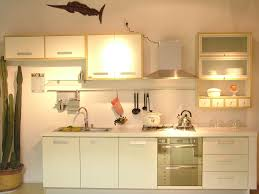 Plain Kitchen Cabinet Doors Kitchen Casual Kitchen Design With Plain Wall Paint And Naked