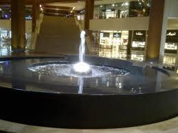 360 Mall: Indoor Fountain