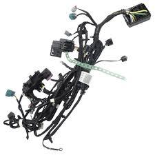 95330134 forward lamp headlight wiring harness 2013 chevy cruze