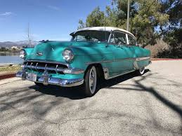 1954 Chevrolet Bel Air for Sale | ClassicCars.com | CC-965414