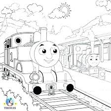 Thomas Train Coloring Book Train Coloring Book As Well As Train