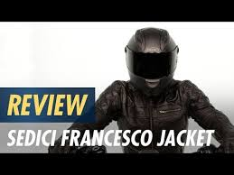 Sedici Women S Size Chart Sedici Francesco Jacket Review At Cyclegear Com Youtube