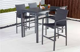 Outdoor Furniture Barbeques Galore Outdoor Bar Table And Chairs Brisbane