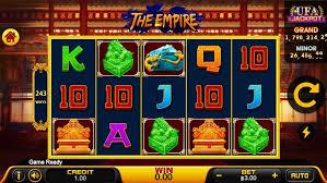 The Empire สล็อตเล่นง่าย แจ็ตพอตแตกง่าย จากค่าย UFA Slot