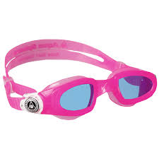 <b>Aqua</b> Sphere Children's <b>Moby Kid</b> Purple Lens Swim Goggles - Pink ...