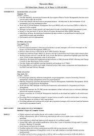 Pmo Analyst Resume PMO Analyst Resume Samples Velvet Jobs 1