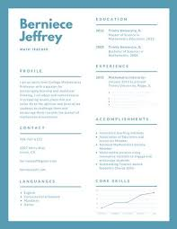 Canva Resume Fascinating Customize 60 Resume Templates Online Canva