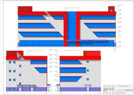 х этажный торговый центр Строительство и архитектура Дипломные   Иллюстрация №7 4х этажный торговый центр Дипломные работы Строительство и архитектура