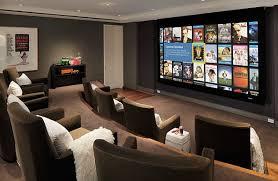 home theater family room design. cinema like media room design · modern home theater family t