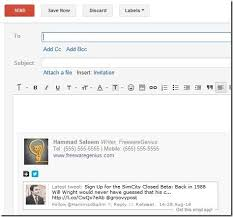 work email signatures add your social feeds to your email signature with wisestamp