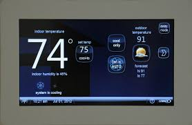 lennox icomfort thermostat. icomfort wifi thermostat-home screen lennox thermostat h