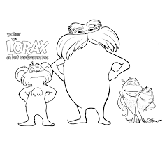 Small Picture The lorax coloring pages to print ColoringStar