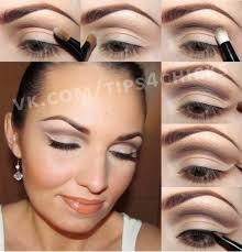 makeup with image with natural makeup look tutorial with cat eye natural makeup look tutorial