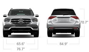 Use for comparison purposes only. Gle Luxury Suv Mercedes Benz Usa
