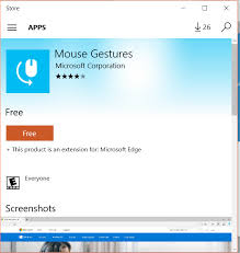 Hodentekhelp How Do You Use Microsoft Mouse Gestures