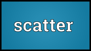 Scattering Of Light Meaning Scatter Meaning
