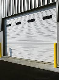 Sectional SteelDoor System