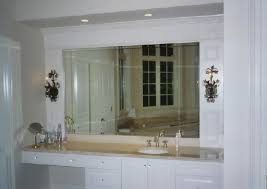 frameless mirrors for bathrooms. Captivating Bathroom Mirror Mounting Brackets With Frameless Wall Mirrors For Bathrooms E