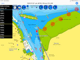 Avalon Offshore Is Compatible With Navionics Charts