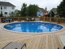 Pool Deck Services Warners Decking
