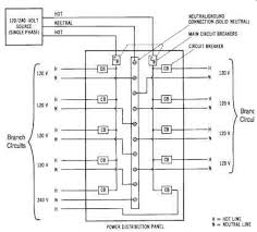 power distribution single phase and 120 240 Volt Motor Wiring Diagram 208V Plug Wiring Diagram