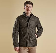 Lightweight Winter Jacket for Men / Barbour® Powell Jacket -- Orvis &  Adamdwight.com
