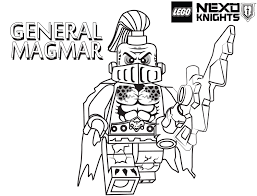 Small Picture Lego Nexo Knights Coloring Pages Free Printable Lego Nexo Coloring