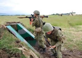 я общевойсковая армия Министерство обороны Российской Федерации 49 я общевойсковая армия с 1 по 7 октября 49 я резервная армия сформирована 7 августа 1941 г на основании директивы Ставки Верховного Главного