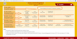 Tirumala Accommodation Availability Chart Ttd 300 Rs Ticket Online Booking Ttd 300 Rs Ticket Darshan