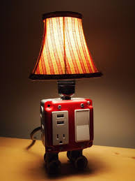 fancy homemade table lamps best ideas about homemade lamps on tree lamp birch