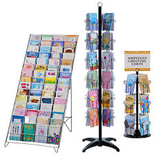 Greeting Card Display Stands Wholesale