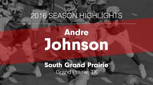2016 Season Highlights - Andre Johnson ...
