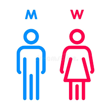 download toilet indicating sign vector men and women wc directional signs stock restroom directional sign60 restroom