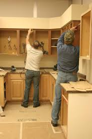 Kitchen Cabinet : Cabinet Refinishing Phoenix Hickory Cabinets Diy ...