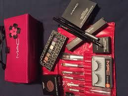 big make up bag mac cosmetics
