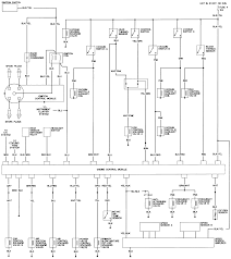 honda civic 2000 wiring diagram 1991 honda civic electrical wiring diagram and schematics at 93 Civic Wiring Diagram