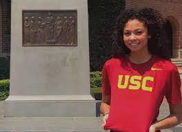 """Middleton Chooses to """"Fight On!"""" at USC – PrepVolleyball.com 