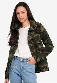 Superdry Size Chart Us Jade Rookie 4 Pocket Jacket
