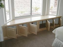 Bay Window Kitchen Bay Window Bench In Kitchen Home Design Ideas Kitchen Remodel