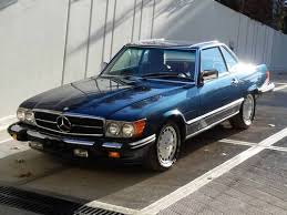 1986 mercedes benz 560sl, original paint, awarded a1 class for Circuit Breaker Box at 88 560sl 560 Fuse Box